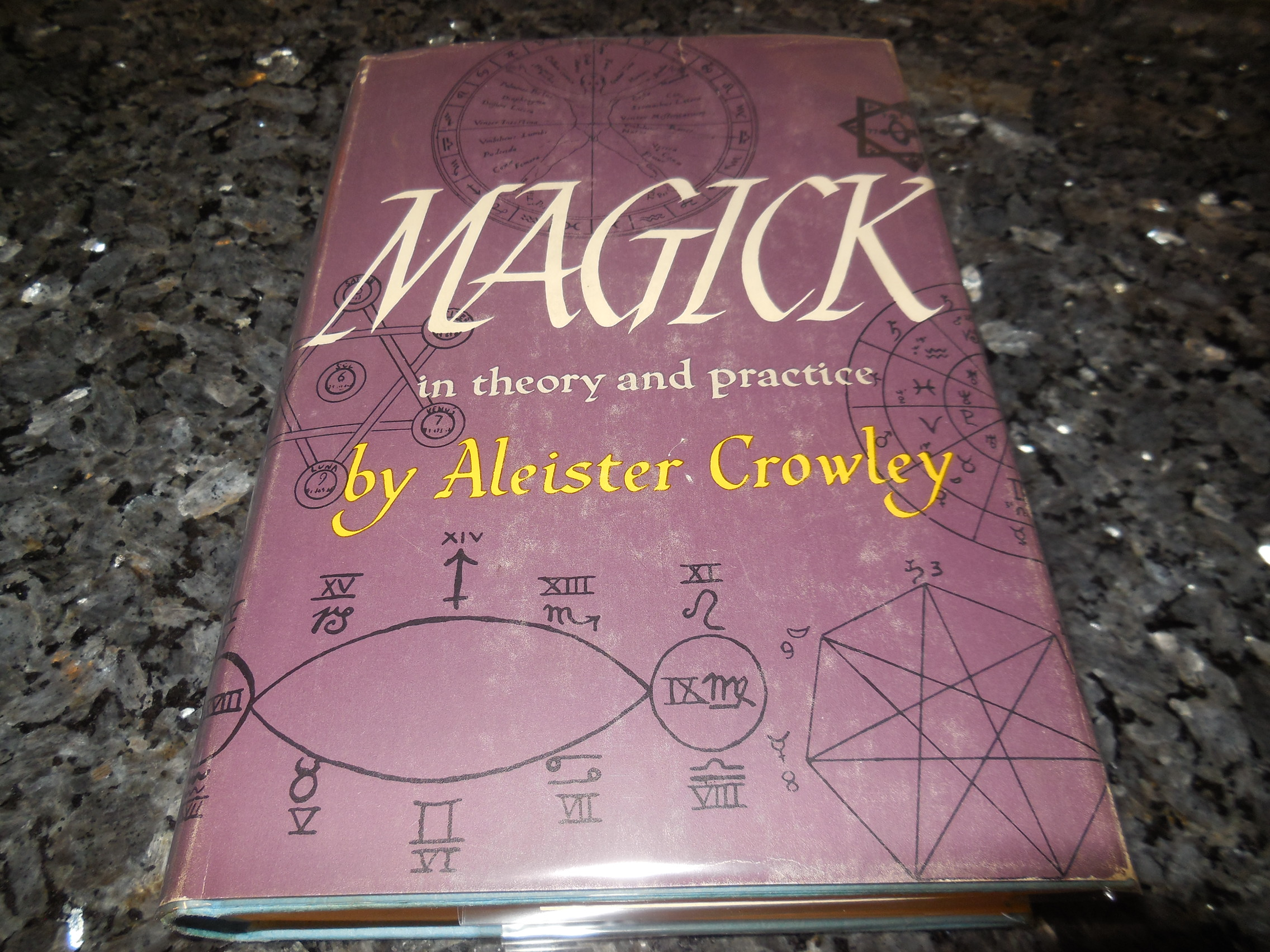 Image for Magick in Theory and Practice